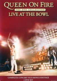 Cover Queen - Queen On Fire - Live At The Bowl [DVD]
